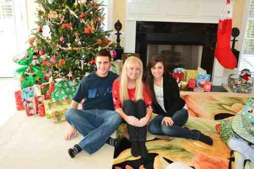 Christmas with Nick and Jill