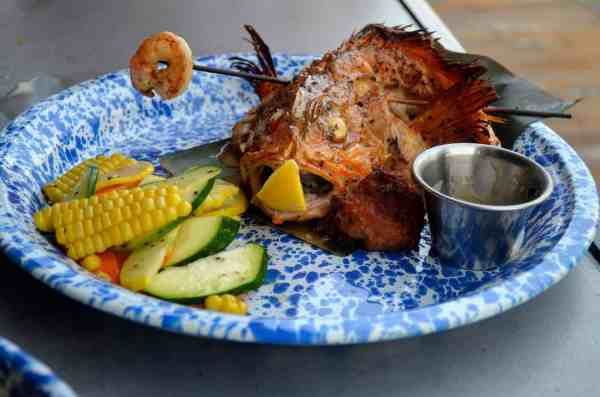Three Hands Fish: Hands Down, the Keys' Best Seafood Resource