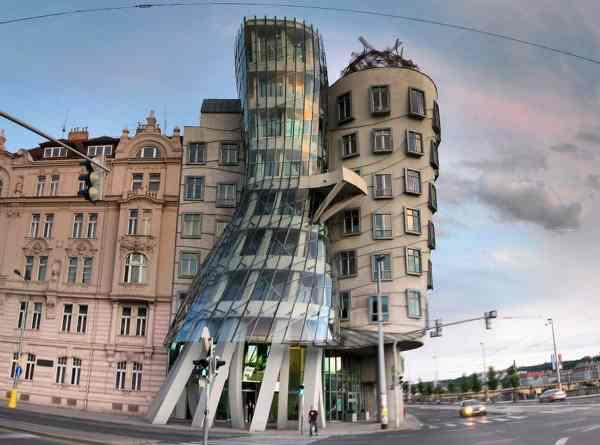 quirky Prague