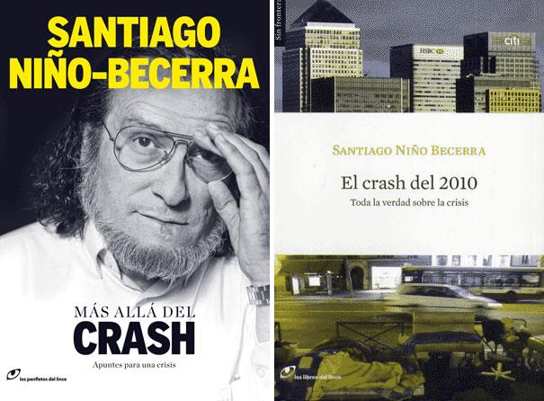 Los libros de Santiago Niño-Becerra