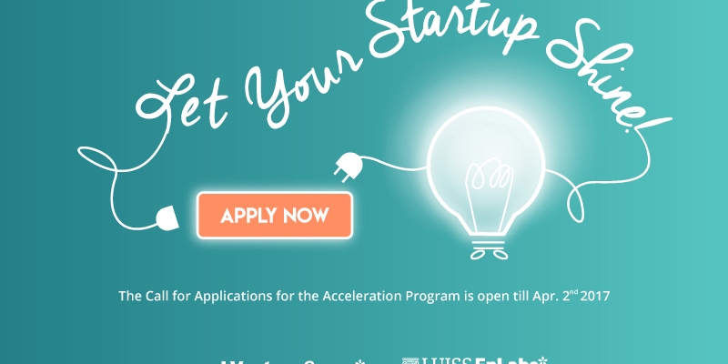 LUISS ENLABS Call - Acceleration Program