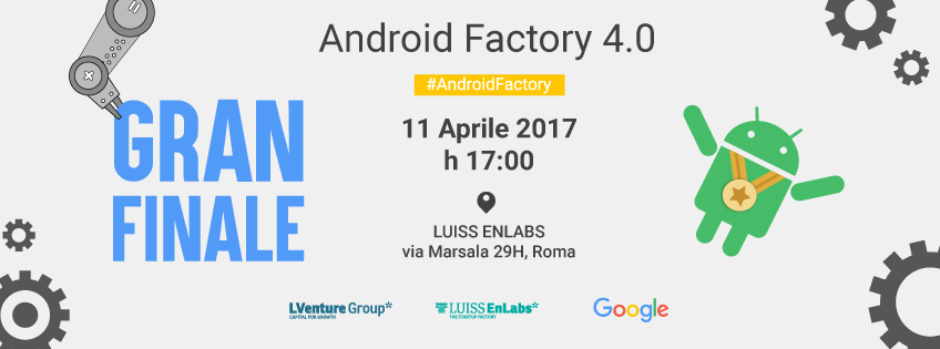 Gran Finale Android Factory