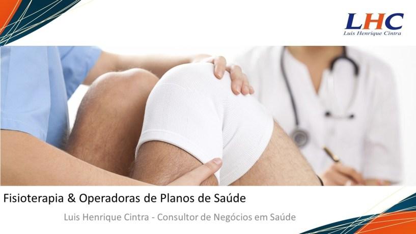 O profissional Fisioterapeuta ou Empresário da Fisioterapia que conhece o sistema esta em vantagem competitiva.