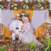 ESTI + KUNTHA WEDDING MUSLIM SIMPLE
