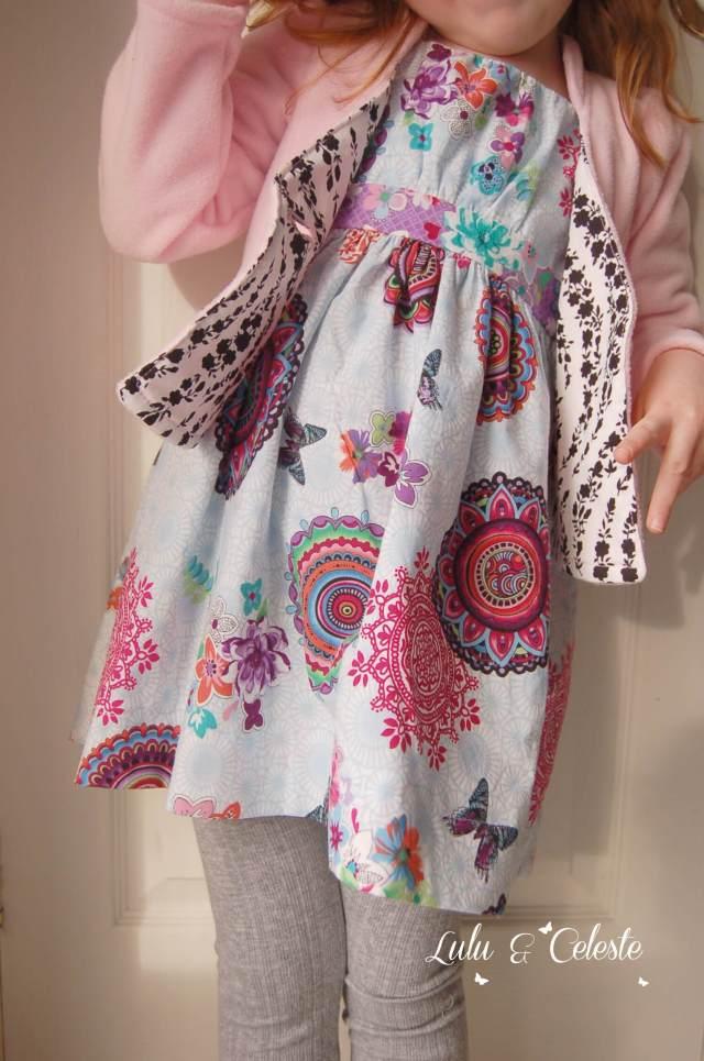 Phresh blazer by Winter Wear Designs sewn by Lulu & Celeste