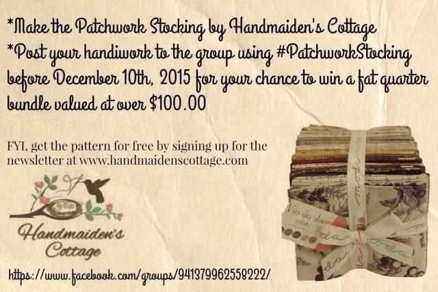 Handmaiden's contest details