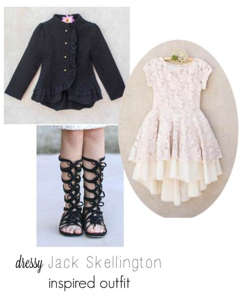 Six Degrees of Separation, A Sew the Show Tour: A Dressy Jack Skellington Look