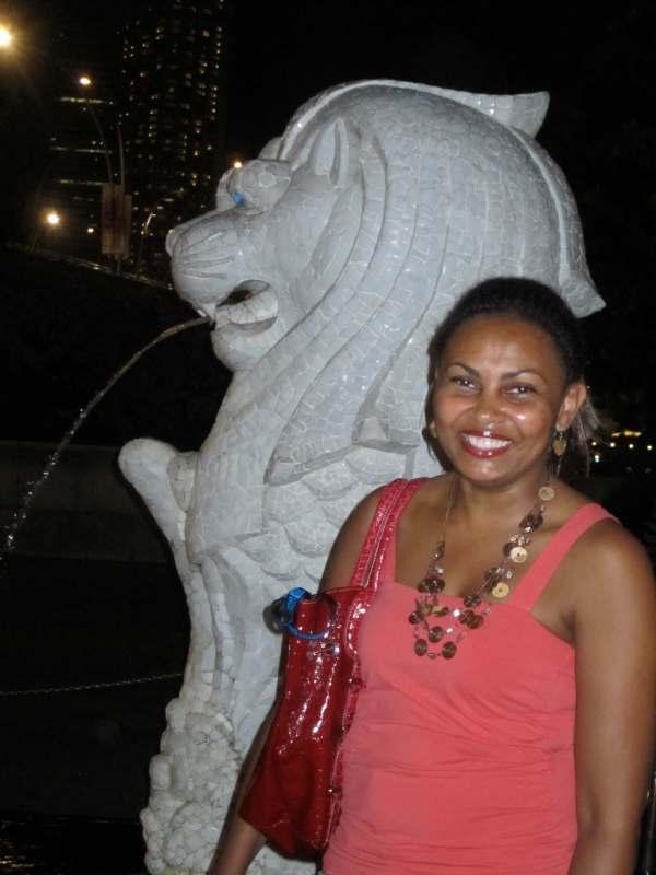Marsha in Singapore