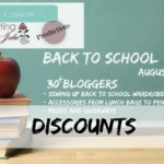 Back to School Tour: Discounts and more sneak peeks!
