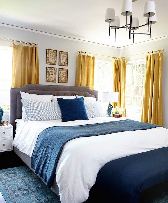 Dream House Update Navy Bedroom Ideas Lulu The Baker
