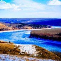 Tompkin's Landing Ice Bridge