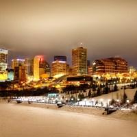 Edmonton Night