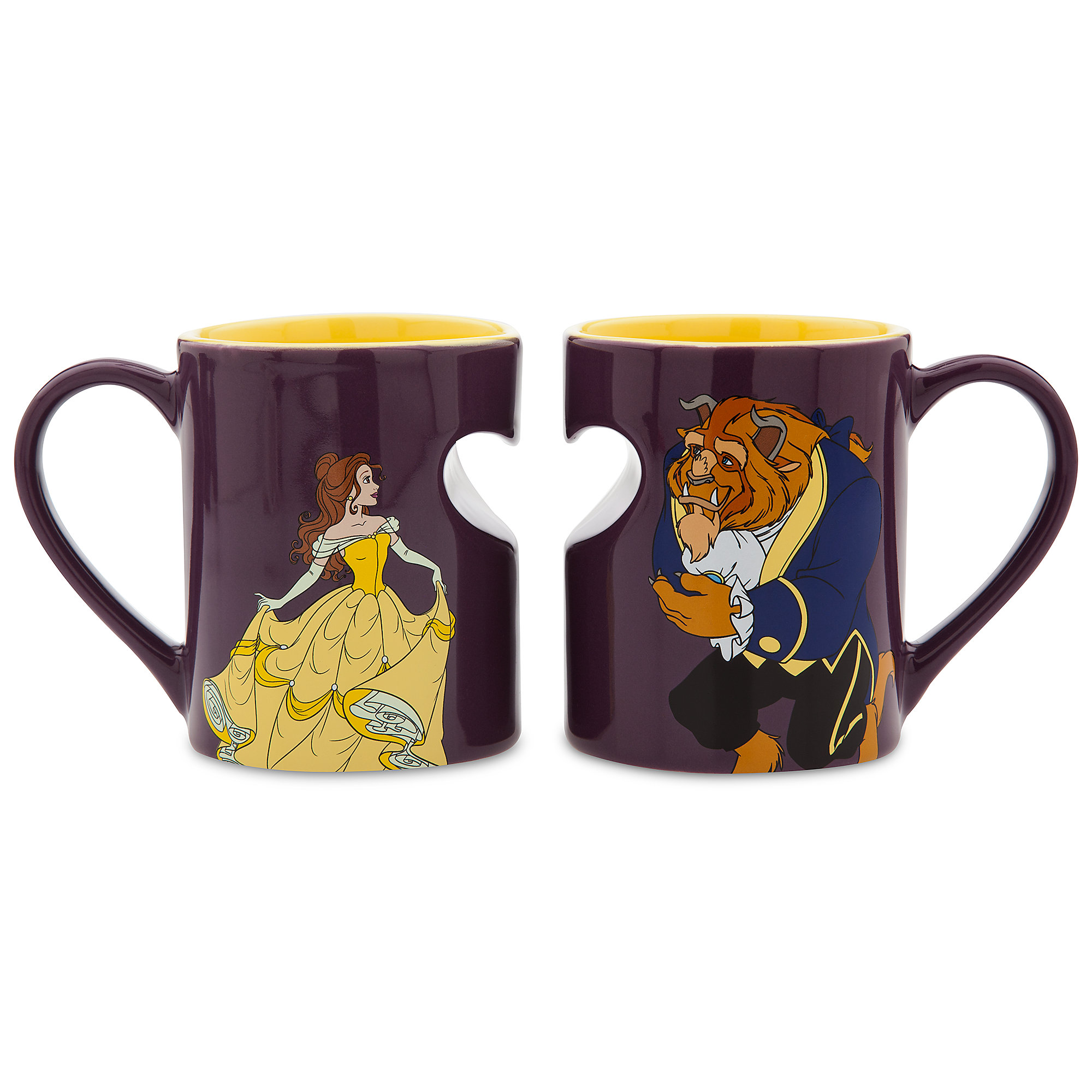 Grand Beast Classic Mug Set Shopdisney Coffee Mug Sets Online Coffee Mug Sets Sale Beast Classic Mug Set Beauty Beauty furniture Coffe Mug Sets