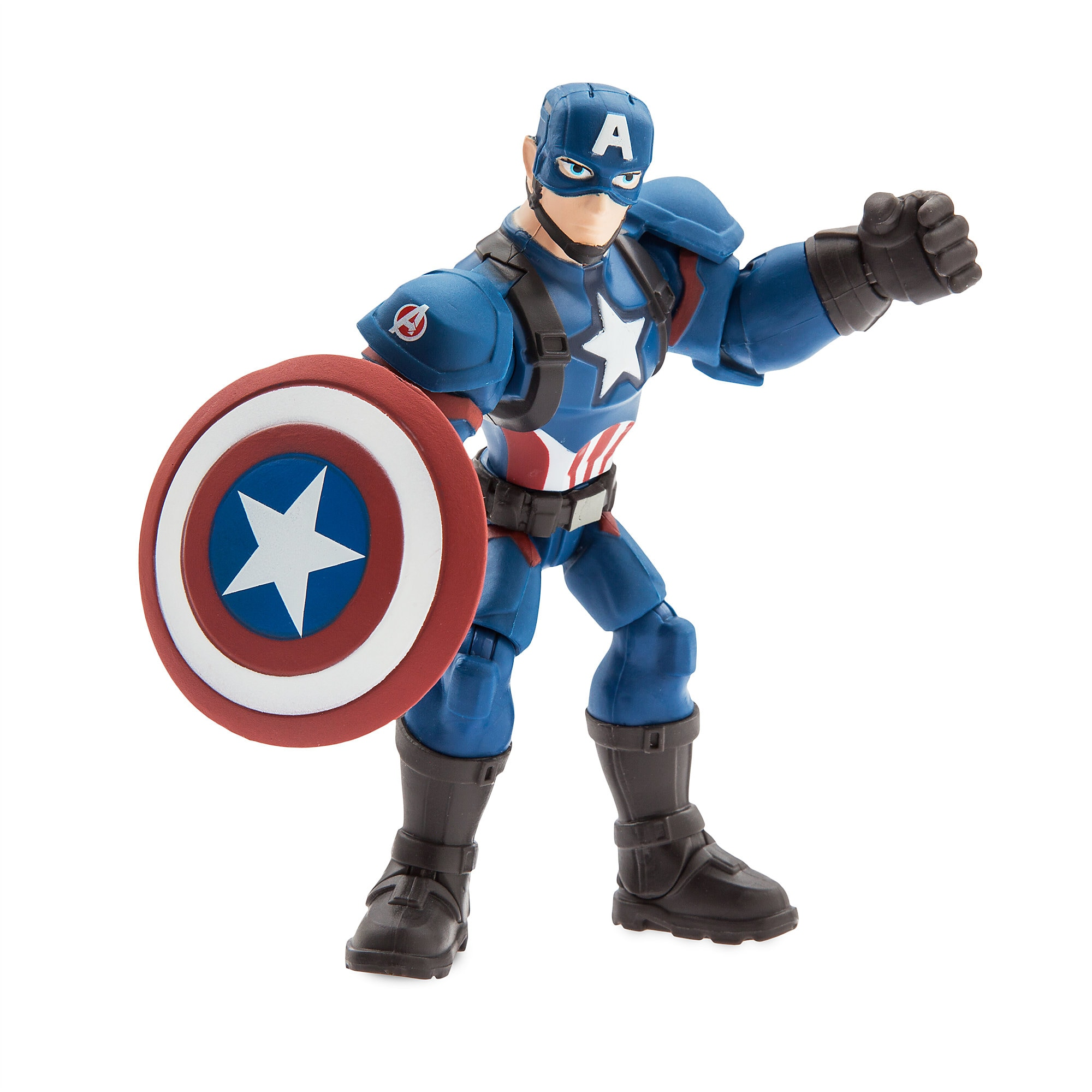 Captain America Action Figure   Marvel Toybox   shopDisney Product Image of Captain America Action Figure   Marvel Toybox   1