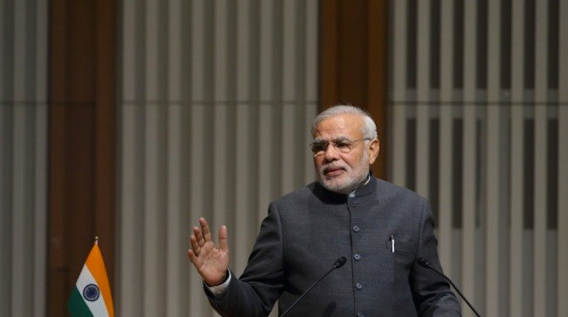 Indian Prime Minister Promises Life Insurance and Bank Accounts for Poor