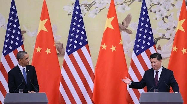 United States and China Strike Historic Climate Deal