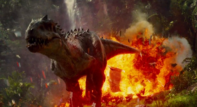 New 'Jurassic World' Trailer Reveals Characters and Full Storyline