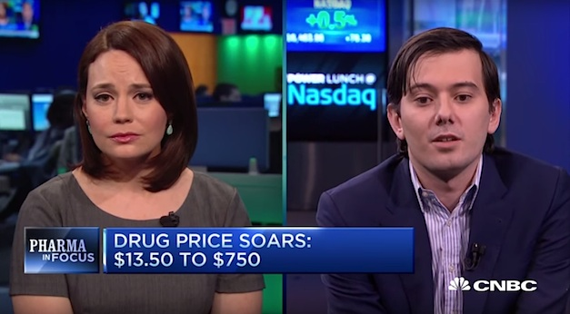 Rival Drug Company Offers $1 Version After Ridiculous $750 Price Hike