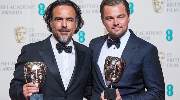 "DiCaprio, ""The Revenant"" Continue Winning Streak at BAFTA Awards"