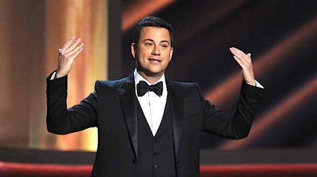 Jimmy Kimmel Announced as Host of the 68th Emmy Awards
