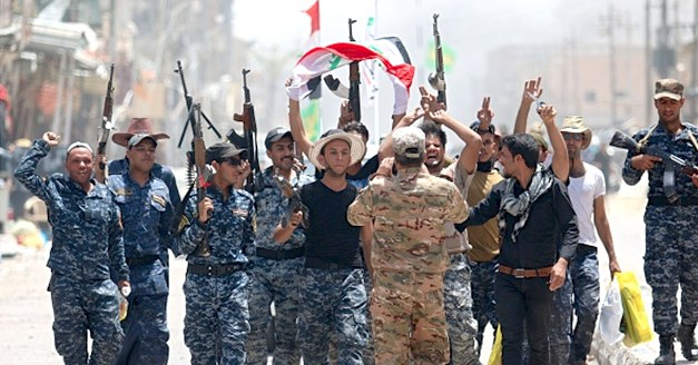In Another Major Victory Over ISIS, Iraqi Military Takes Back City of Fallujah