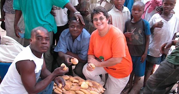 Team who Developed Potato that Improved 10 Million Lives, Wins World Food Prize
