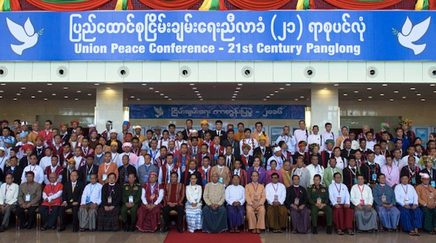 Myanmar Begins Five-Day Peace Talks With Insurgent Groups