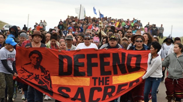 Obama Administration Temporarily Suspends Oil Pipeline In North Dakota