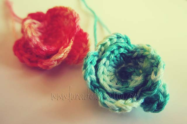 Rosellina a Crochet: Step by Step Tutorial