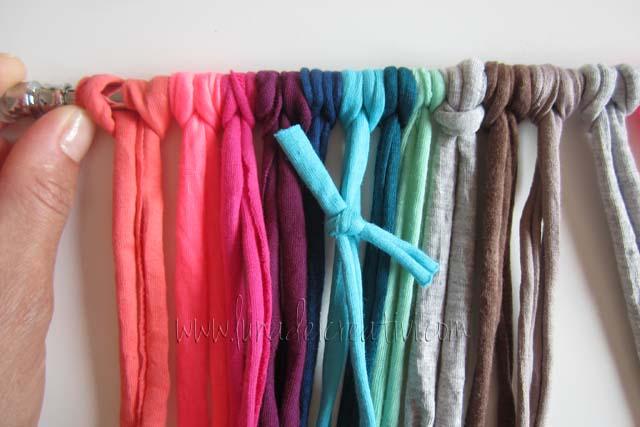 Accosta i colori creando il cromatismo che preferisci