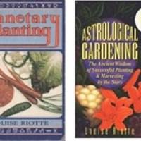 Books for the Moon Gardener