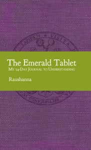 emerald tablet front cover