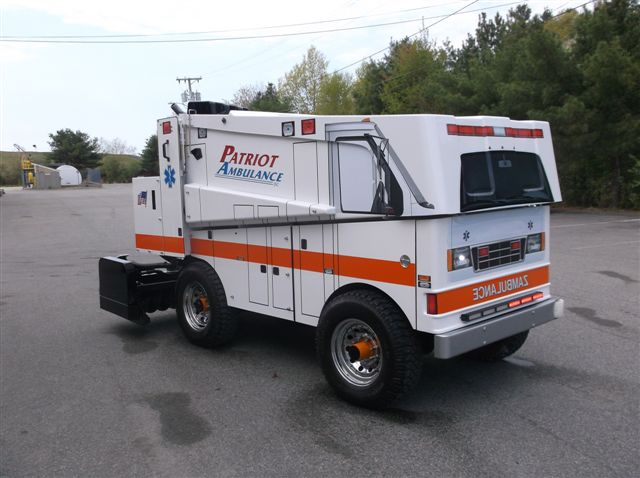 Patriot Ambulance Zamboni 004