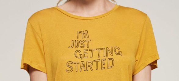 Reformation Getting Started Tee