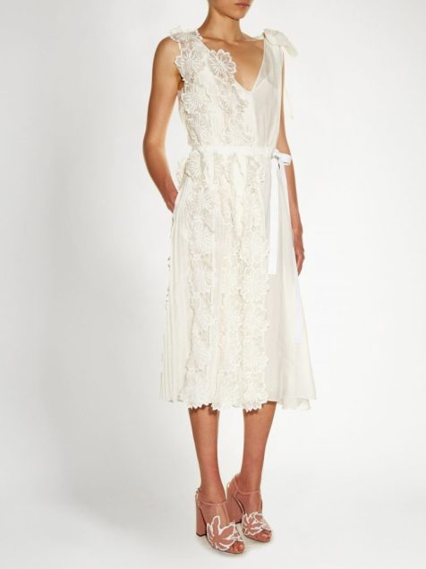 Rochas_midi dress
