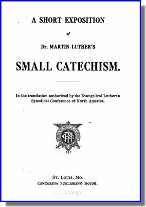 Synodical Conference 1912 Cover