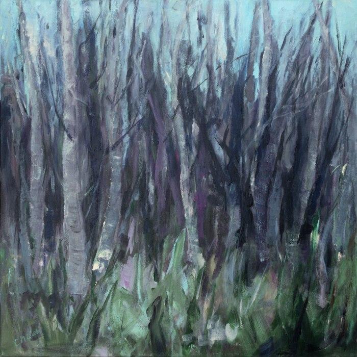 Acryl, Leinwand, 800 x 800 mm 2011
