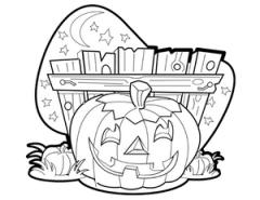halloween poème