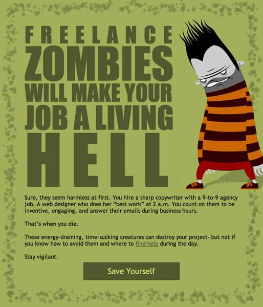 Lutz Creative Group, LLC - Freelance Zombies