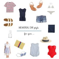 Memorial Day Style for You and the Littles