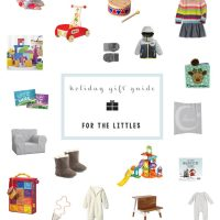 Gift Guide: For the Littles