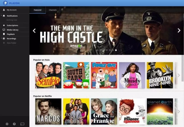 Download your digital library from Vudu, Amazon, etc
