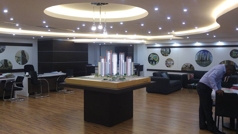 Photo Credit Eko Pearl Towers Show Room