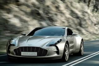 Aston Martin One-77 : 77 Unités, rare et précieuse !