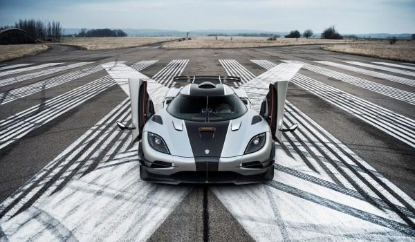 Koenigsegg One 1 : Nouveau record du monde de vitesse