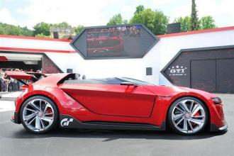 VW GTI Roadster Concept for GT6 in the Flesh (5)