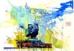 « Unidad Molecular Aleatoria » de Luciano Goizueta