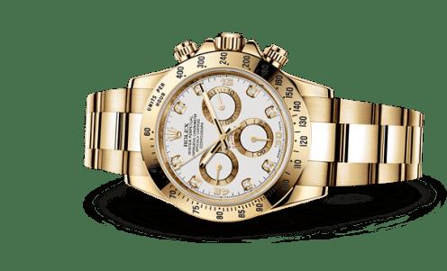 Rolex Daytona Or Jaune 1