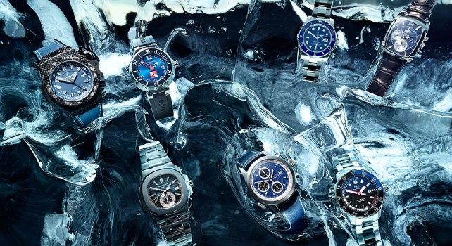 Top 5 des marques de montres de l'année 2014