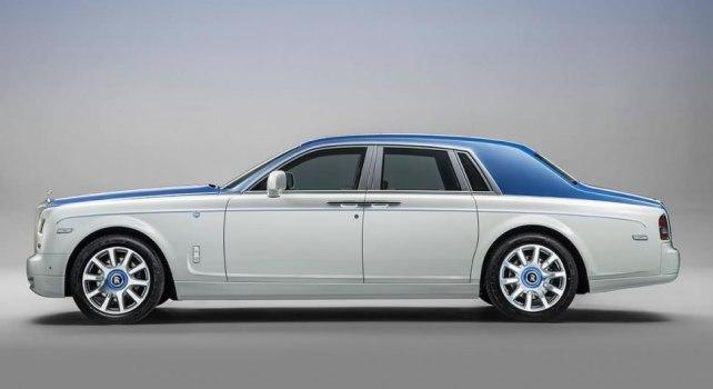 Rolls Royce Phantom Nautica : Hommage à l'industrie du yacht